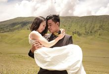 Prewedding of Yume & Rendy by O'Art Cinema