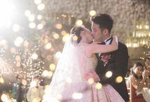 Alex & Merry Wedding by Mahkota Wedding Organizer
