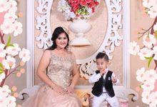 Bonardy & Yvone Wedding Photobooth by PopKron! Photobooth