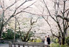 Lovers in Japan by Nathan Wu Photography