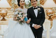 Stephan & Genny Wedding by Seraglio Couture