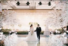 WEDDING OF SIMON ELISSA by Pullman Jakarta Central Park
