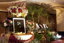 Phenomenal of Sumatera by MawarPrada Wedding Decoration
