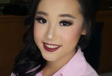 Glamour Makeup by Venteen Make Up Artist