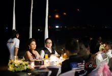 Billy & Gledis by Cosmic Bali Photography