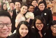 Daniel & Syarvia Wedding by deVOWed Wedding & Event Planner