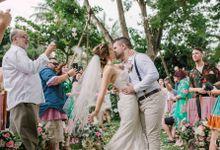 Puri Nirwana Villa Wedding by White Roses Planner by White Roses Planner