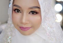 Makeup - Pengantin Syar'i by Shine Bridal & Photography