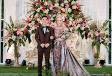 Modern tradional kebaya wedding by SLIGHTshop.com
