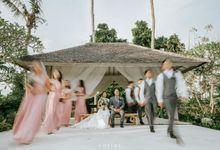 Jossie + Neysa | The Wedding by Costes Portrait