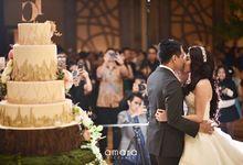 Jakarta Wedding - Idden & Carline by Amara Pictures