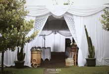 Siraman Ceremony of Tiara & Randi by Pinecone Event Decoration