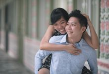 Shu Lin & Xue En Engagement Photoshoot by Love Crafted