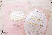 Andreas & Silvia Wedding Hello Kitty Wedding Themed by 96th Avenues