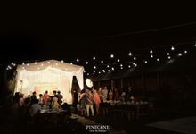 The Wedding of Lia & Antiono by Pinecone Event Decoration