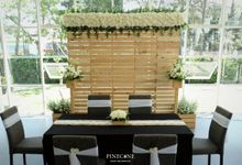 The Wedding of Indri & Rendi by Pinecone Event Decoration