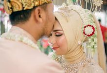 The Wedding day of Nadia & Onky by Namakita Planner