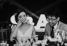 Nagisa Bali Wedding For Anh & Steven by Nagisa Bali