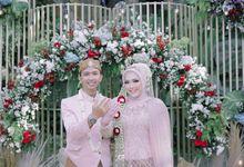 The wedding of Ihsan&Cynthia by Namakita Planner