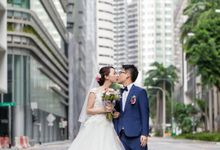 Exhilarating Outdoor Wedding Day Photoshoot by Love Crafted