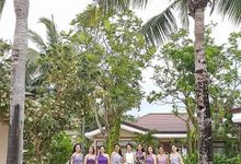 Customized Bridesmaids Dresses by White Label Bridal