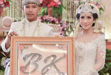 From The Wedding Bambang & Kiki by Mahar Pernikahan Unik