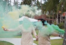 Postwedding Adit & Nadia by Nomu Photography