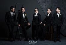 Jakarta Wedding - William & Shirleen by Amara Pictures