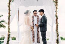 L & A Wedding by Soori Bali