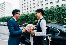 A Christmas Wedding HJ + ZH by Huahee