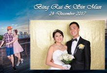Wedding of Bing Rui and Sin Mun by Little Snap Productions
