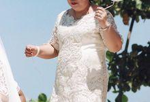 Christy & Wahyu Wedding by JESSICA SAMBUDIONO