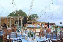 Nagisa Bali Wedding For Kania & Philipp by Nagisa Bali