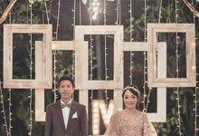Modja & Angga Wedding Day by Our's