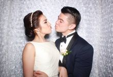 Chef Arnold and Tiffanys Wedding by Bali Snapz Photobooth