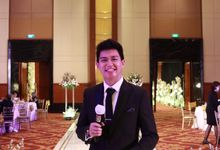 MC Wedding Intimate At Ritz Carlton Pacific Place Ballroom Jakarta - Anthony Stevven by Anthony Stevven