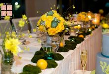 Decor and Design by Classique Event