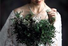Bride Bouquet - 2 by Angie Fior