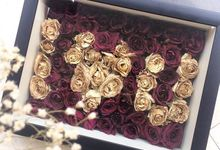 Valentines day Project  by CONSERVÉ FLOWER PRESERVATION