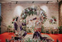 The wedding of Rifqy & Fitri by Namakita Planner
