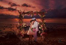 Pre Nuptial Photo Shoot by Boracay Fuego Events by Jerome Bernabe