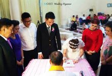 Ronald & Elin 09102016 Orkid Function Hall by Moist Wedding Planner & Organizer