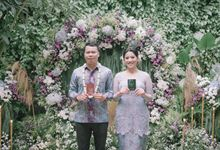 The Intimate Wedding of Selvia & Yanuar by Namakita Planner