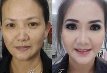 Before & After by Kim Bridal