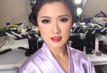Satin Kimono Collection by Bride Kit