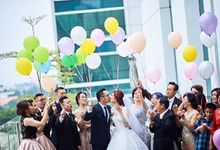 Wedding Dendy and Irene by MARK & CO