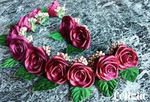 Single flower boutonniere by Letizia Wedding
