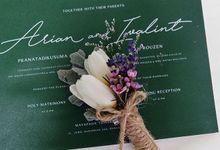 Wedding Corsages & Boutonnière by Amora Wedding Details