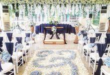 Reyner & Jessica Wedding by Cana Weddings & Events