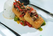 Let Food Talk by Infine Catering